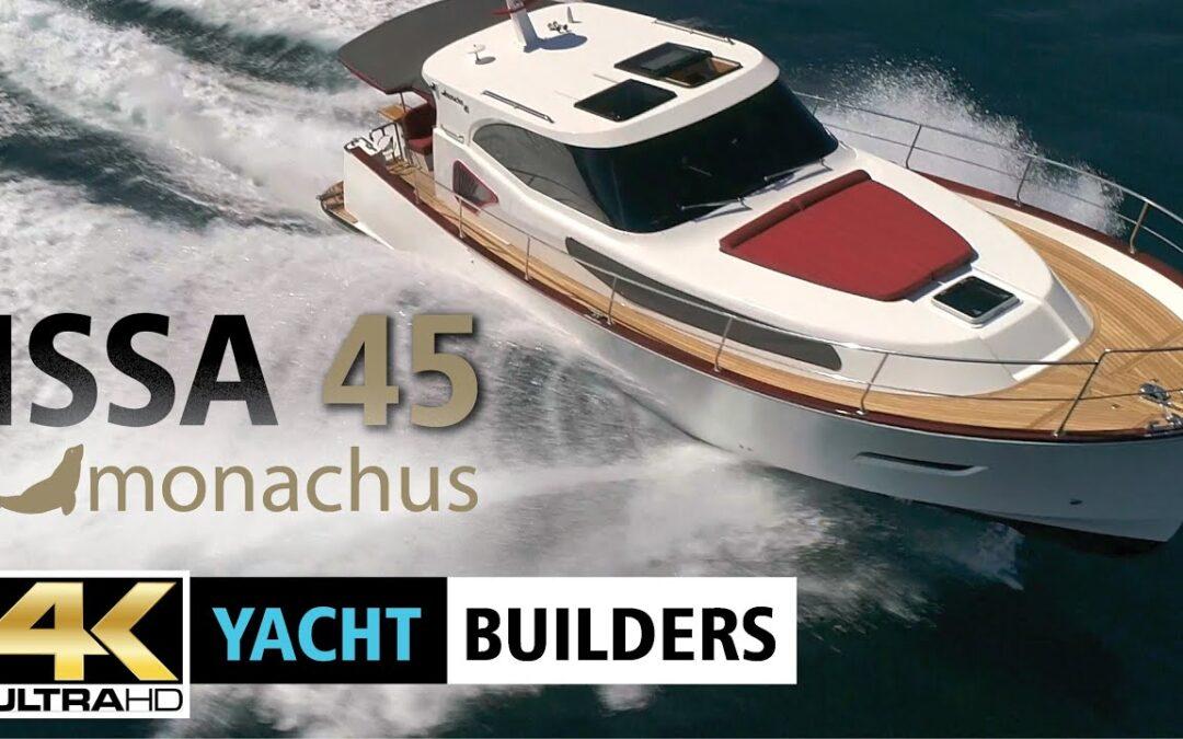 Monachus Issa 45 – YACHT BUILDER'S STORY