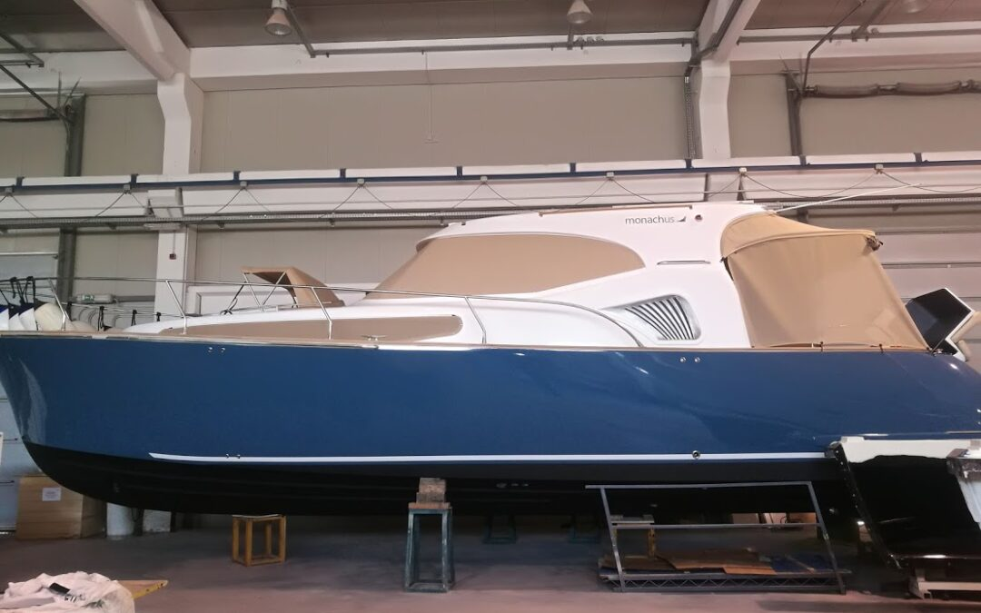 Used Monachus Yacht – Refitting always the first option